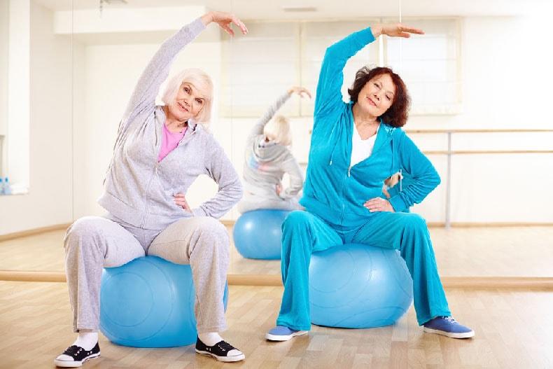 Профилактика заболевания физической активностью