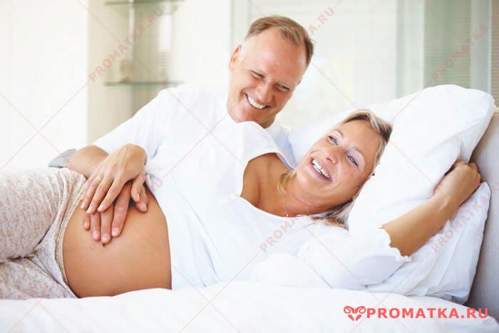 Беременность с эндометриозом после 40 лет