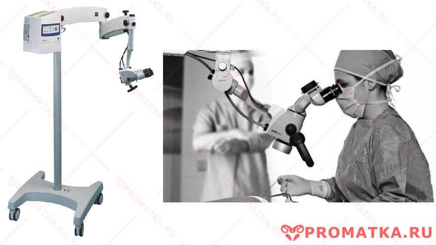 Кольпоскопия и биопсия